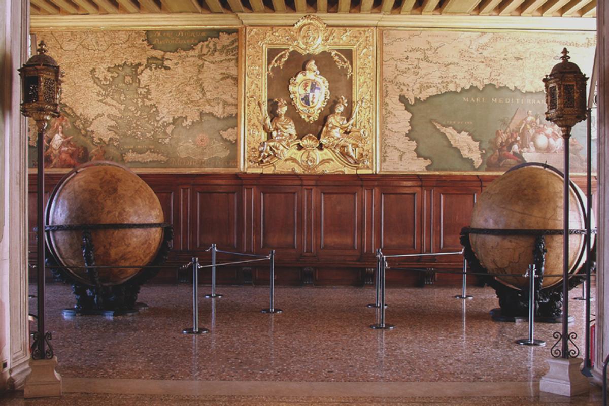 Sala dello Scudo